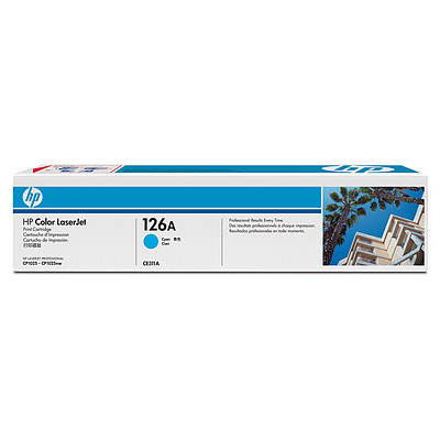HP CE 311A Toner