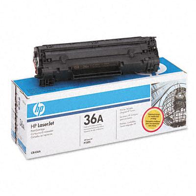 HP toner 36A, HP CB436A toner