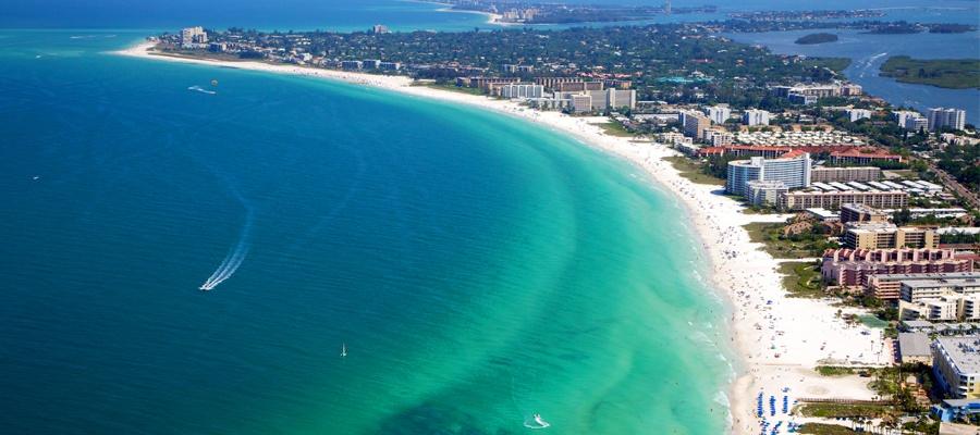 Siesta Key FL, Boat Rentals, Limo Service