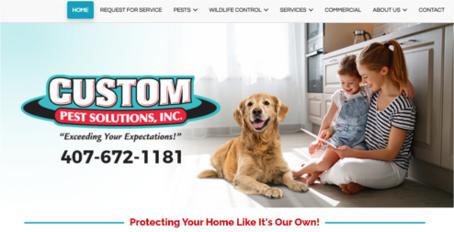 Custom Pest Solutions
