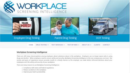 Workplace Screening Intelligence