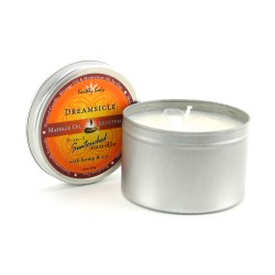 Dreamsicle - Massage Oil Candle