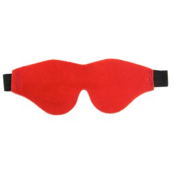 Soft Red Blindfold
