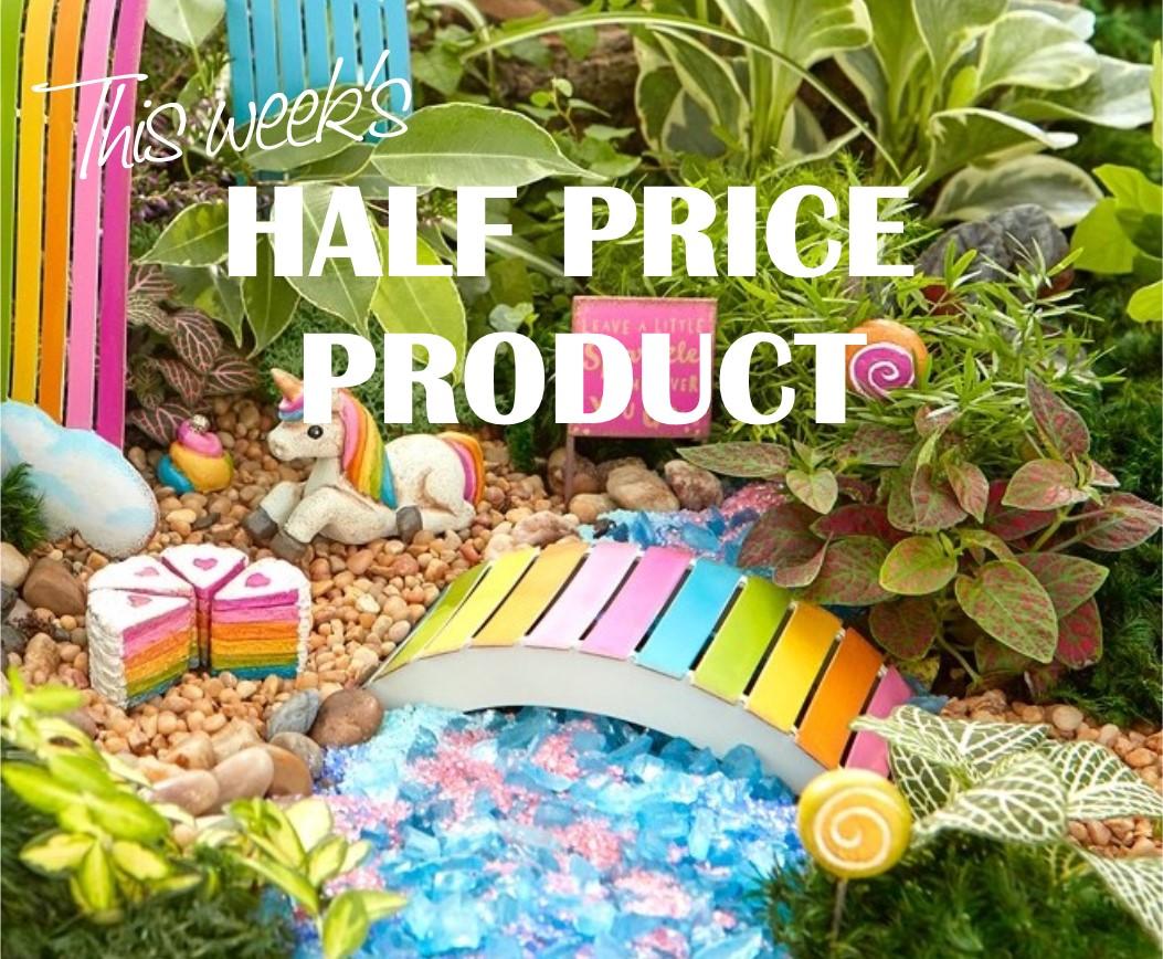 Half Price Product