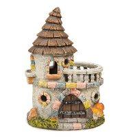 Castle House Miniature Fairy Garden