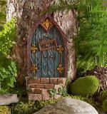 Door with Steps Miniature Fairy Garden
