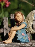 Charlotte Fairy Miniature Garden