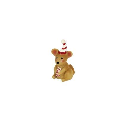 Miniature Merriment Fairy Christmas Mouse
