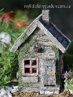 Fairy Shed Miniature Garden Home