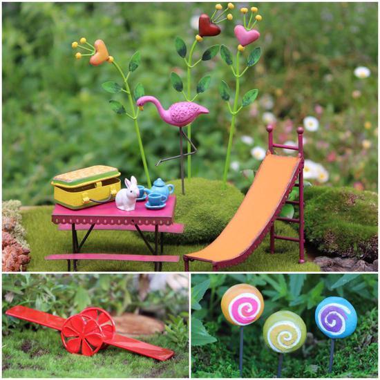 Playground Picnic Kit Fairy Garden