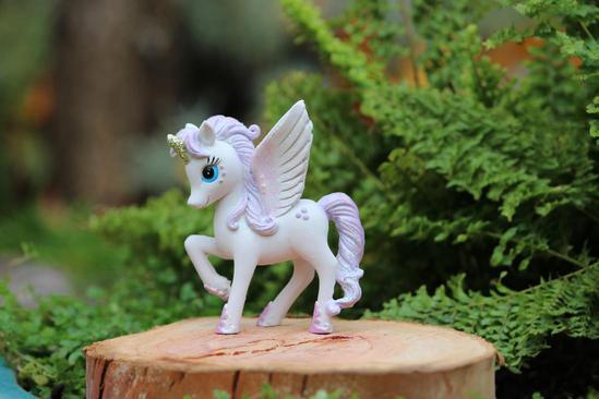 Miniature Magical Unicorn