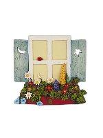 Miniature Merriment Mini Hanging Fairy Window