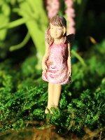 Micro Mini Fairy Garden Becky