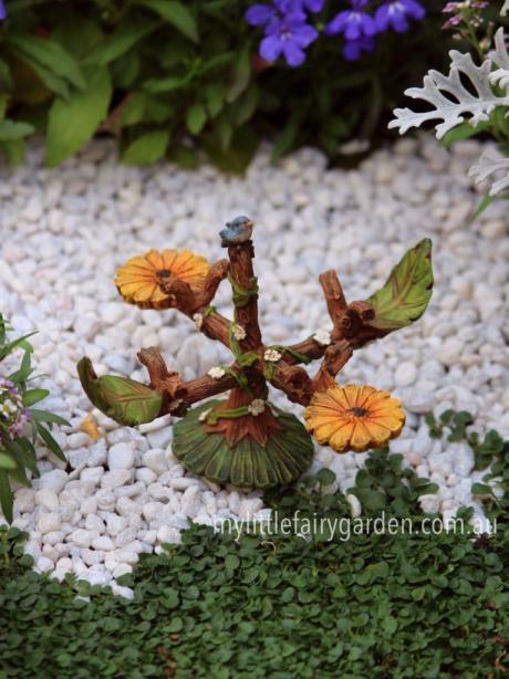 Gnome Garden: Miniature Fairies, Furniture