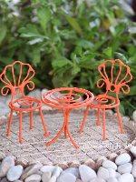 Miniature Bistro Setting Fairy Garden