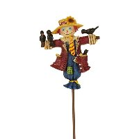 Miniature Merriment Fairy Mini Scarecrow