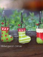 Christmas Stocking Gypsy Garden