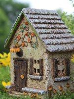 Sunflower Farm Fairy Garden Home