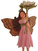 Windflower Flower Fairy Figurine
