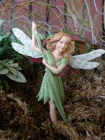 Willow Flower Fairy Figurine