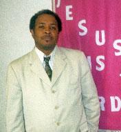Bro. Major Parker, Praise Team Leader