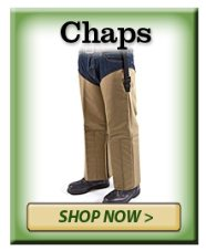 snake proof chaps