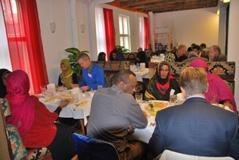 Samarbeidsm�te mellom de offentlige og somaliske ressurspersoner