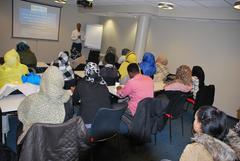 Somaliske kvinner mot radikalisering