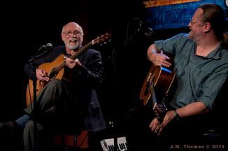 Alan Reid & Rob van Sante