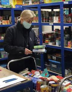 News Release from Manna Food Bank�����18 November 2020