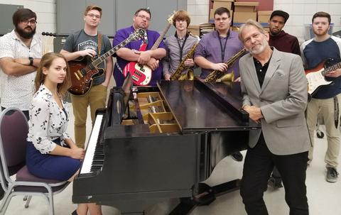 Olivet Nazarene University Jazz Combo In Concert Nov. 10th