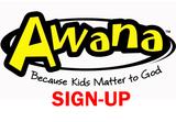 AWANA Sign-Up