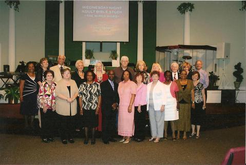 S.A.L.T. Senior Adults Living Triumphantly
