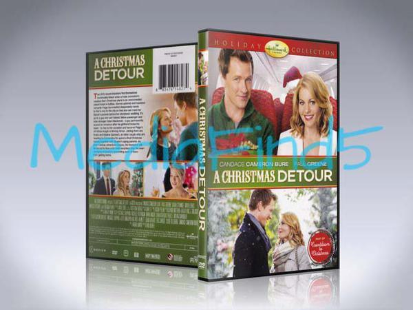A Christmas Detour.A Christmas Detour Downloadable Cover