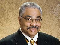 Rev. Dr. Frederick R. Browning - Senior Pastor