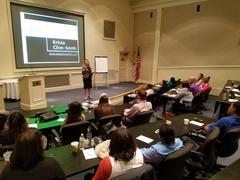 MAC Focuses on Education & Communications
