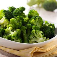 Baked Broccolli