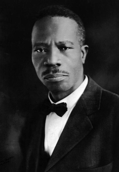 Founder & Leader Of The Churches Of God In Christ. Bishop Charles Harrison Mason