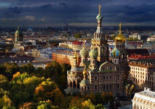 Saint Petersburg , Russia