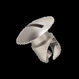 Z-Spec AJ Style, Oval Studs - STEEL