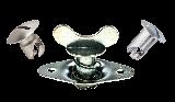 Z-Spec Fasteners (Dzus® Compatible)