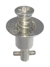 C-Spec 28S3 Studs, Stainless Phillips Head (Camloc� compatible)