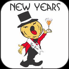 New Years Eve Singing Telegrams Eastern Onion