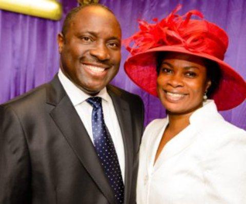 Pastors Ebenezer & Esther Oduntan