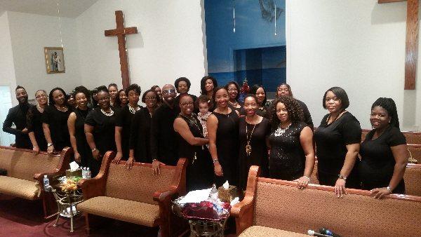 Original St. John Youth Choir