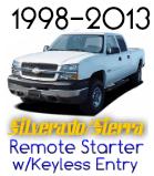 Remote Starter DIY Chevrolet Silverado GMC Sierra Remote Starter Kit
