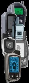 Complete Line of Code Alarm Brand 2-Way Remotes