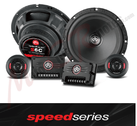 DB DRIVE SPEED SERIES SPEAKERS AND COMPONENTS