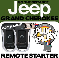 Jeep Grand Cherokee Plug Play Remote Starters
