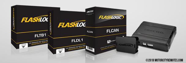 Flashlogic Bypass Interface Kits DEI Xpresskit DB3